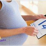 Как правильно считать срок беременности и рассчитать день родов