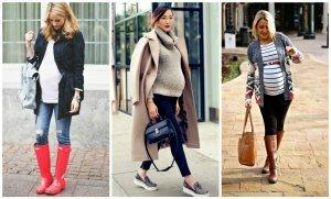 Какой должна быть одежда для беременных? Все о беременности
